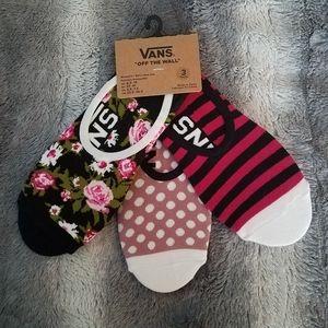 Vans Socks NWT